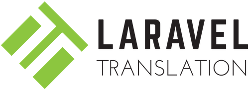 Laravel Translation Logo